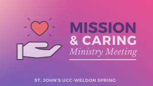 mission ministry meeting