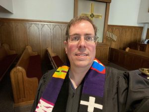 Rev. David Poe photo